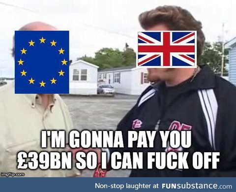 The UK tonight