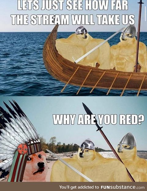 Why red?