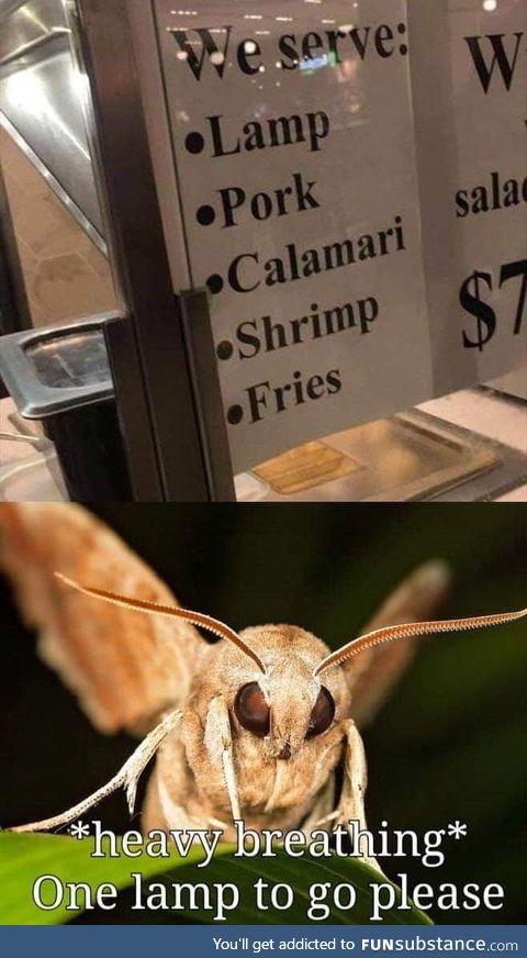 Best lamp in town