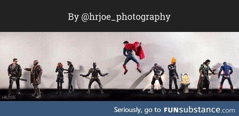 The Secret Life of Superhero Toys #3
