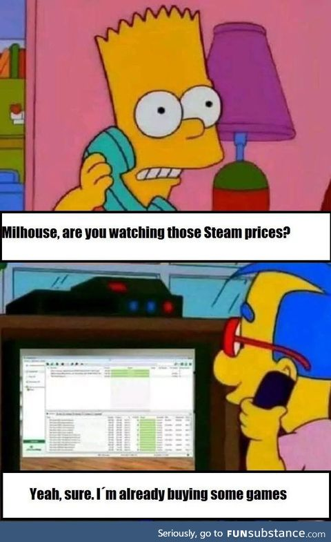 Steam sale is on fire