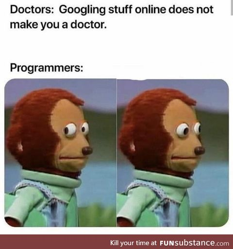 Doctorate in Googling