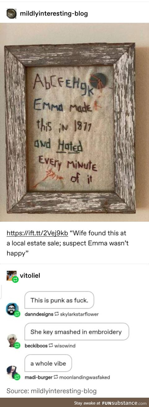 There's nothing like the angst of Emma