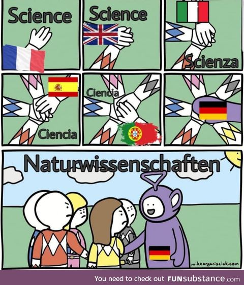 Germany is always different