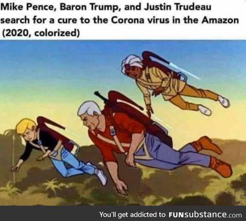 Heroes we need