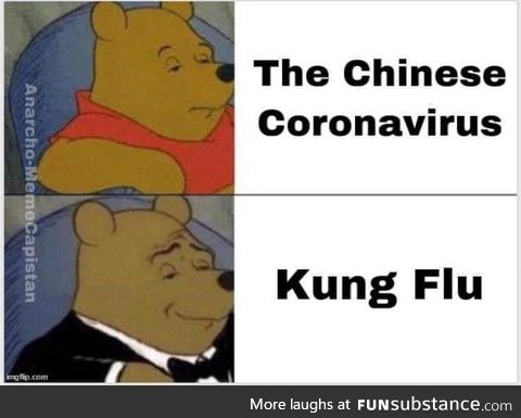 Coranavirus is the meme of february