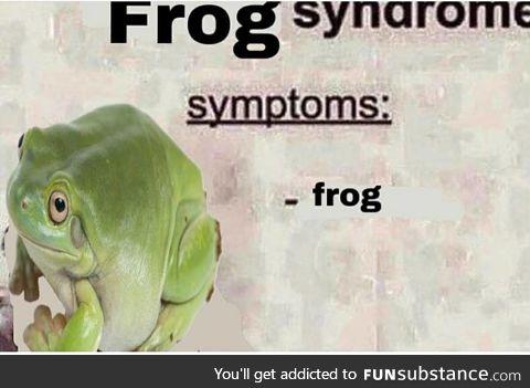 Froggo Fun #94 - I think I might have it