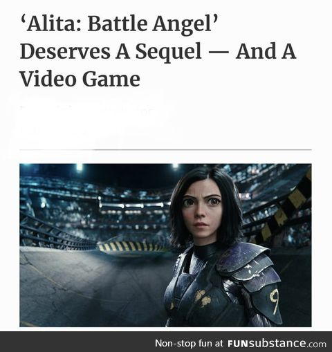 Do you think Alita deserves a sequel?