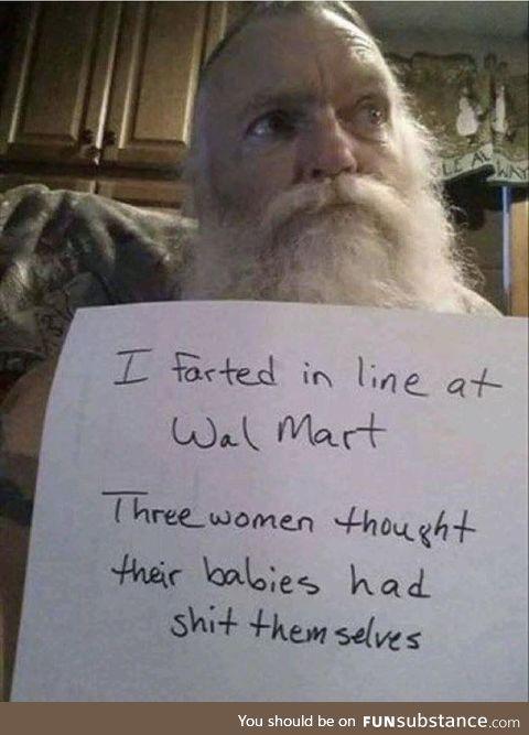 Santa's already made the naughty list