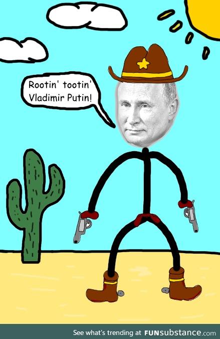 Vladimir Shootin