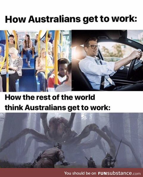 Not work but survival
