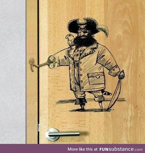 Yarr being keeping folks out for Ya