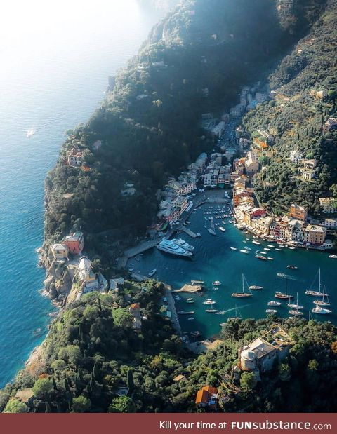 Portofino, genoa