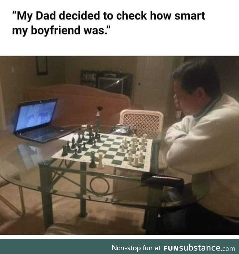 Chess is for life