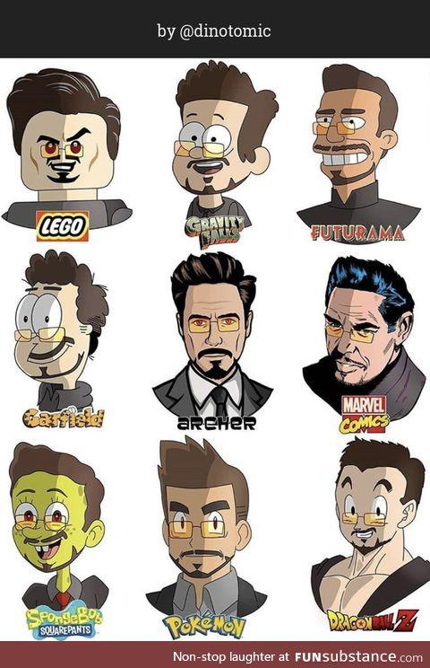 Choose your Tony