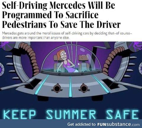 Keep paying customer safe