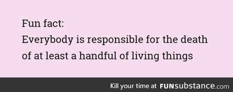 Everyone kills