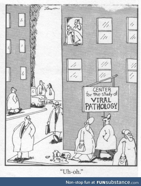 The Far Side predicted it!