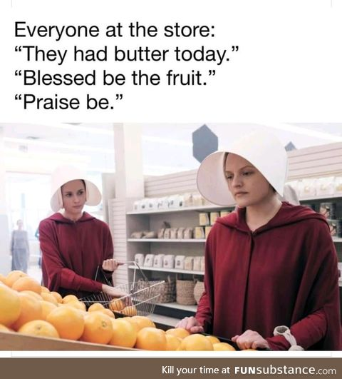 """""""Blessed be"""""""