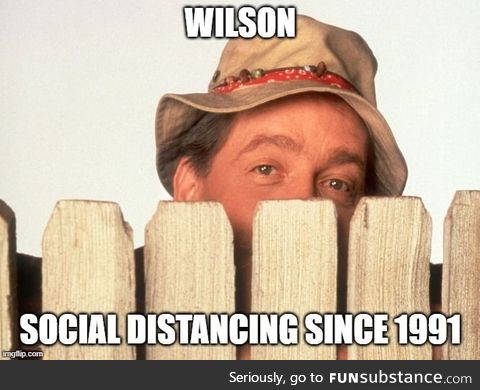 Wilson had it right