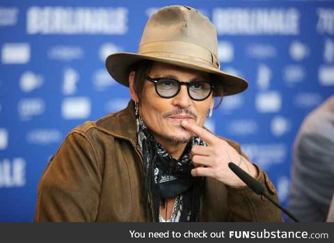 Depp is back on track acting in an upcoming promising movie called Minamata. Justice is
