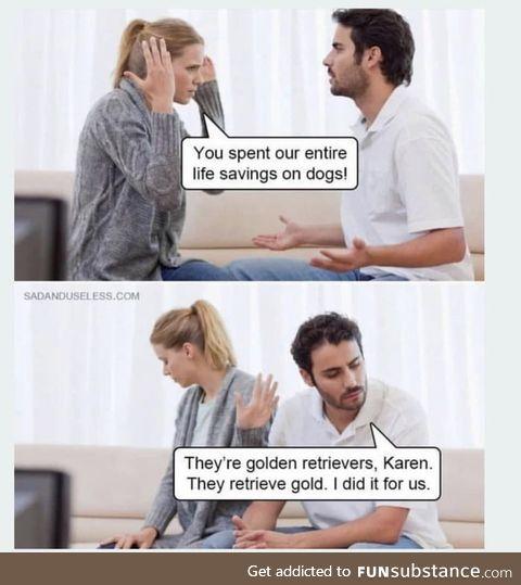 Shut up Karen