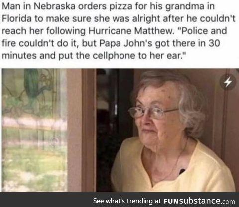 Papa John's should be on city payroll