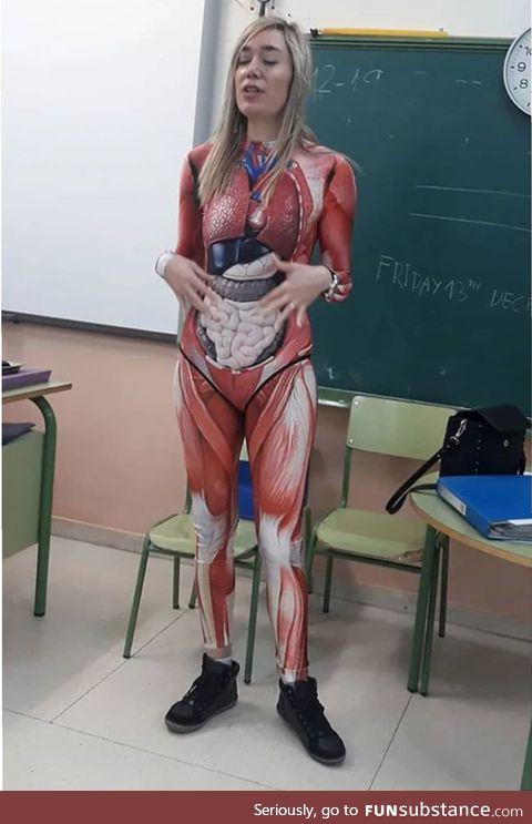 Best Anatomy class ever