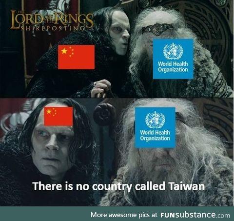 PRC is true China