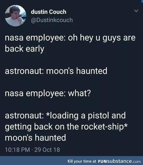 NASA employee