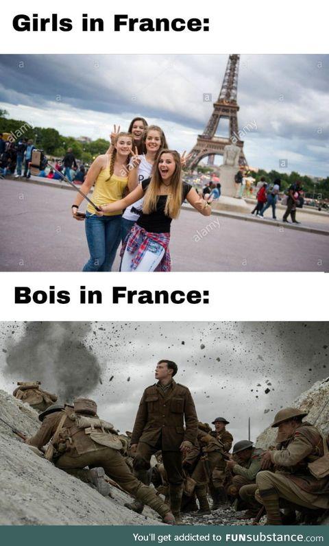 Remember no Germans