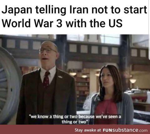 WW2 flashbacks