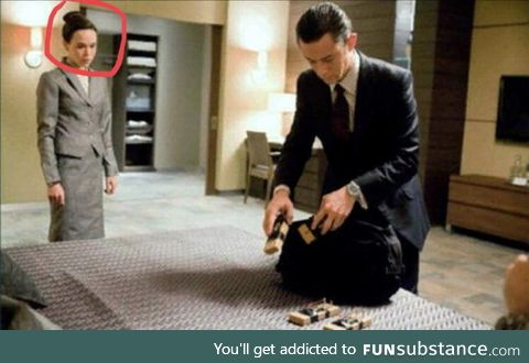 In Inception they had Ellen Page (Ariadne) wear a tight bun for the hotel level because