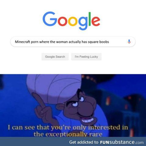 Professionals have standards