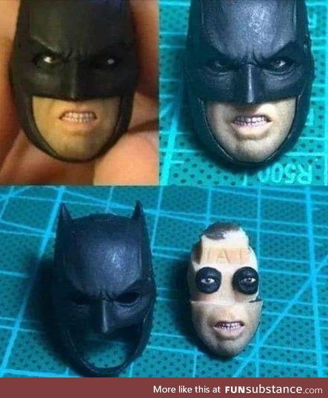 Batman's true identity!