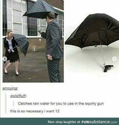 Umbrella games are so hot this year