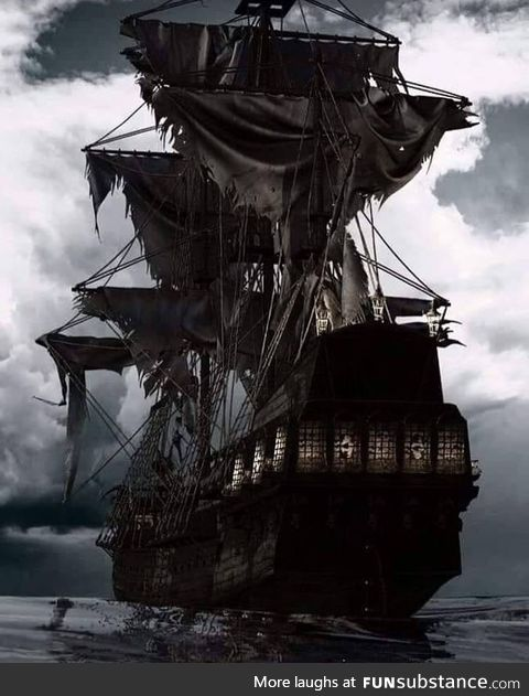 You are a Pirate....name your ship !