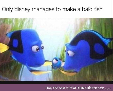 Disney's got it down pat