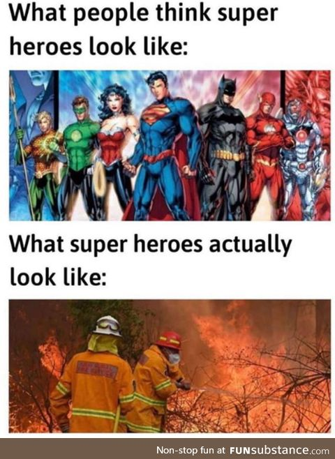 The true hero's