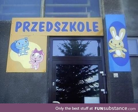 Polish kindergarten has no clue