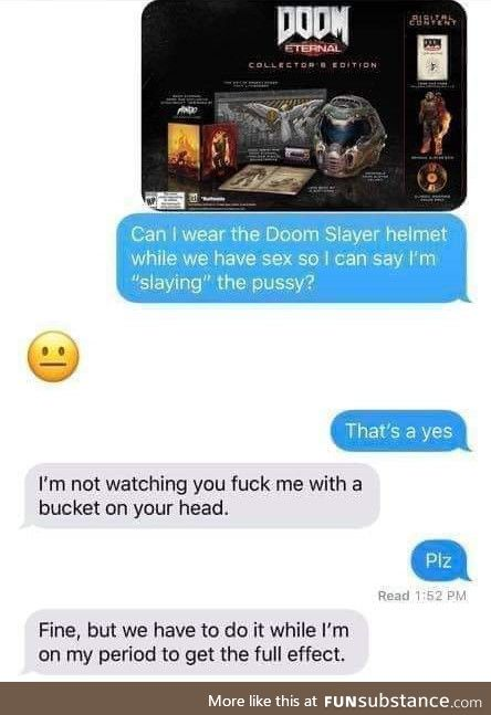 Doom time