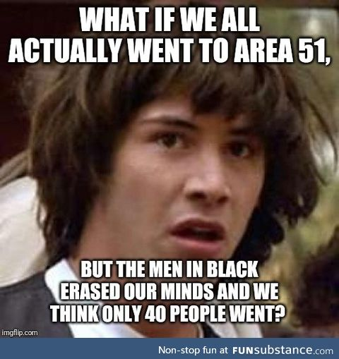 One last Area 51 Meme for the road