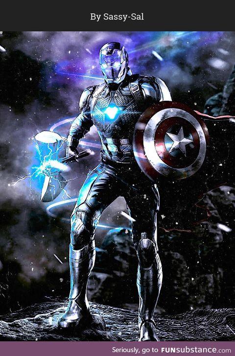 Iron America
