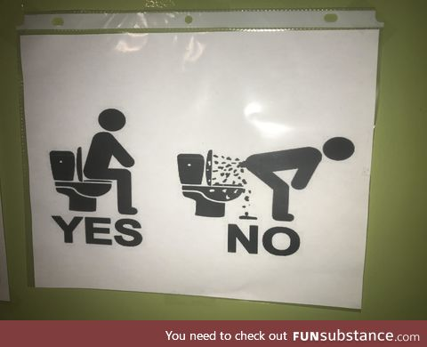 Coffee shop bathroom sign...Can only imagine what happened to prompt this sign?
