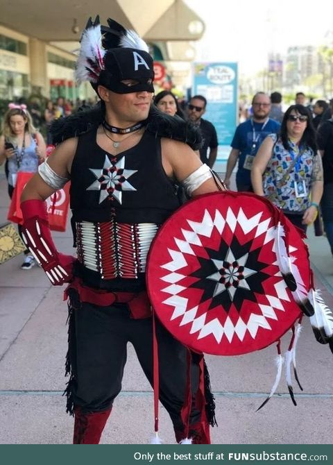 Captain native america