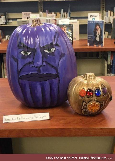The mad pumpkin