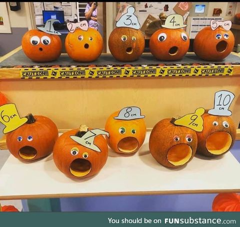Some Halloween decors at the OBGYN