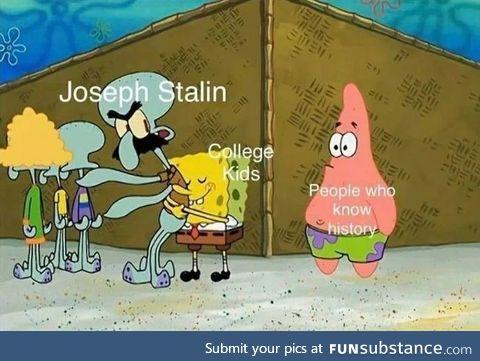 You won a free ride to the gulag! UwU