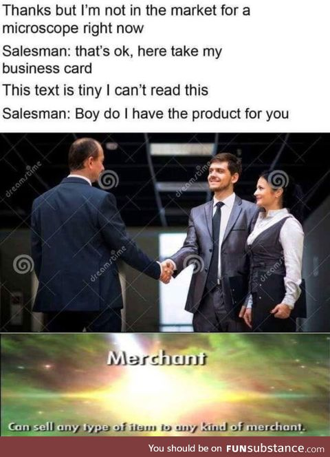 Salesman of the Year