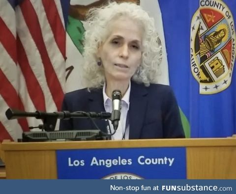 The health director of Los Angeles looks like the most unhealthy person ever!